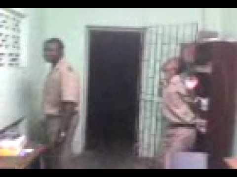 police de mozambique