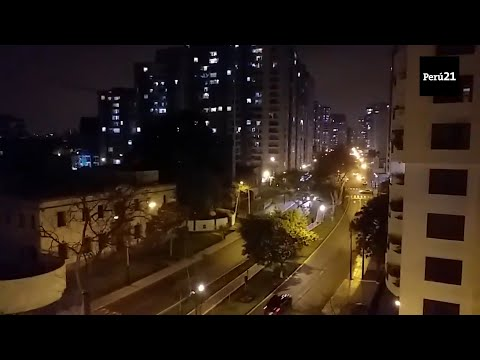 Cacerolazos en Lima