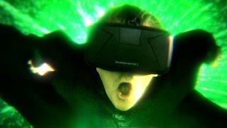 VENEZ DANS LA MATRICE! Délire sur Matrix Oculus Rift DK2