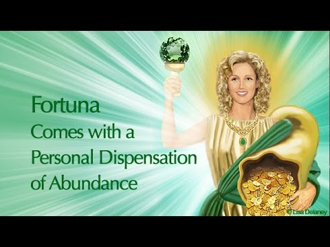 Fortuna Comes with a Personal Dispensation of Abundance