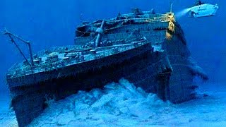 Bilim Adamları Tam 100 Yıl Sonra Titanik'e Geri Döndü, Buldukları Şey İnanılmazdı !