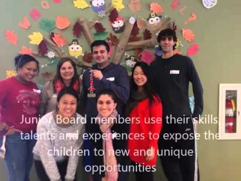 Lawrence Hall Youth Services Junior Board