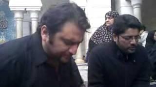 Shaam Ki Auraton (LIVE! Mir Hasan Mir & Shahid Baltistani Shaam)