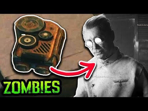 ALL SECRET CUTSCENES & RECORDER LOCATIONS!! (WW2 ZOMBIES FINAL REICH STORYLINE EXPLAINED)