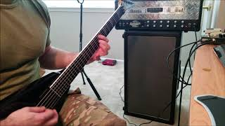 Cannibal Corpse - They Deserve to Die Guitar Cover