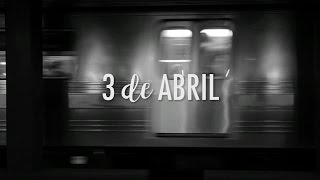 Jose Ruiz - 3 de Abril (Lyric video)
