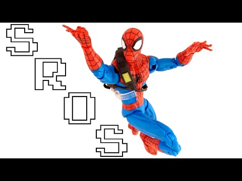 SRoS - Diamond Select Toys Marvel Select Spectacular Spider-Man