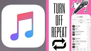 Gambar cover How to turn off repeat on iphone music