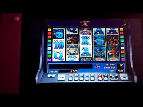 Выигрыш в игровой автомат Dolphins Pearl Дельфин  Методика игры в игровые автоматы