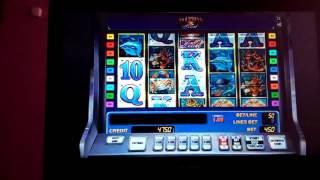 видео Игровой автомат Dolphin's Pearl