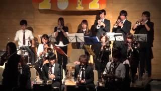 Half Moon Street / Newport Swing Orchestra 2012