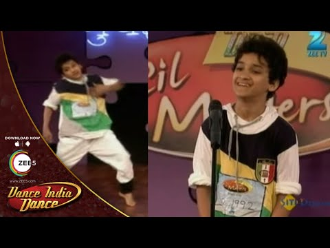 DID L'il Masters Season 2 - Faisal Khan's First Audition Performance