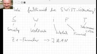 Wie funktioniert die SWIFT Überweisung ?