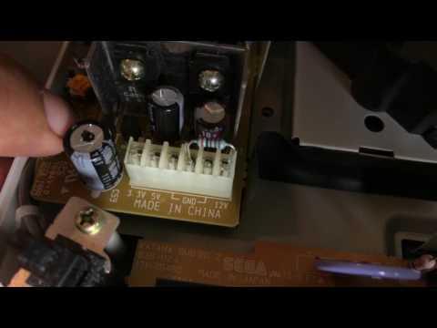 MNEMO's Dreamcast USB-GDROM Mod