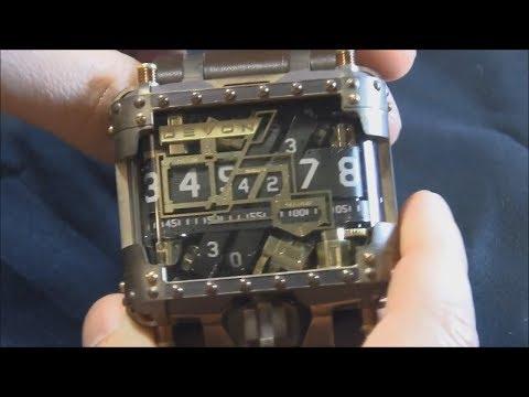 7 Relojes Que Son Únicos En El Mundo