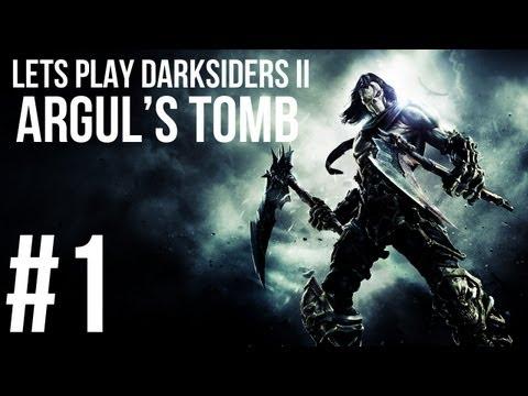 Let's Play: Darksiders 2 - Arguls Tomb DLC Part 1 Gameplay/Walkthrough