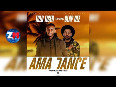 Tolo Tiger - Ama Dance Feat. Slapdee [Official Audio] Zambian Music 2018