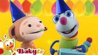 Happy Birthday to You with Draco, Oliver, Yum Yum & Friends   BabyTV