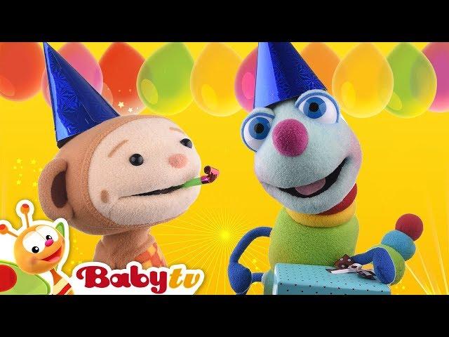 Happy Birthday to You with Draco, Oliver, Yum Yum & Friends | BabyTV