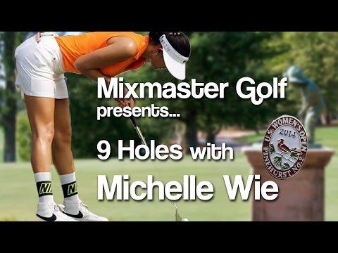 Michelle Wie - 2014 US Women's Open - Mixmaster Golf