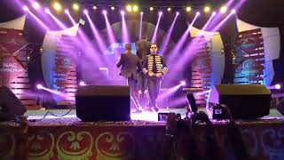 India's Dancing Superstar MJ5 Rocks on the stage at Gopalpur Beach Festival 2017