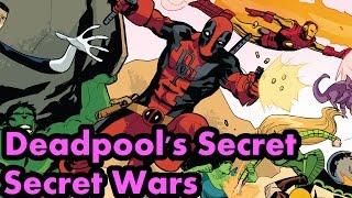 Deadpool's Secret Secret Wars – The Complete Story (1984 Secret Wars Tie-In)