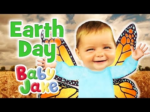 Baby Jake - Earth Day   60+ minutes   Baby Jake Special
