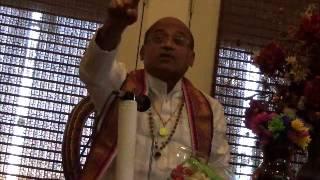 Garikipati Narasimha Rao Talk on Avadhanam at Bakersfield, CA.- Part 01