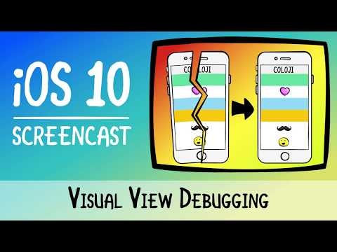 Visual View Debugging  in iOS - raywenderlich.com