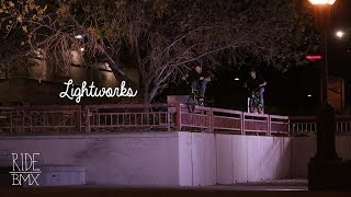 "A BMX DVD FILMED ENTIRELY AT NIGHT?! ""LIGHTWORKS"" (FULL VIDEO) thumbnail"