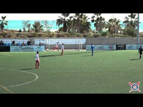 Resumen partido Amateur San Pedro A 1 - Benicasim A 3