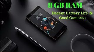 Best 8 GB RAM Smartphones ||Good Camera and Decent Battery Life