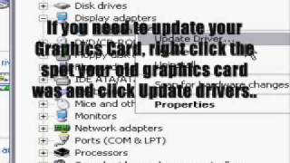 How to update your Graphics Card
