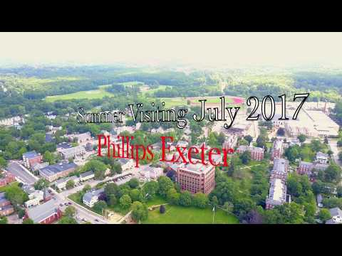 Drone video - Phillips Exeter Academy