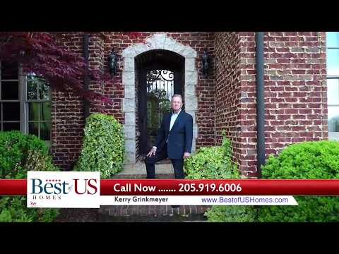 Luxury Home in Birminghan AL 1387 Legacy Drive: TV Commercial