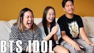 BTS (방탄소년단)-  IDOL (Reaction Video)