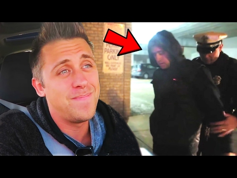 Thumbnail: Top 5 Youtubers WHO WERE ARRESTED ON CAMERA! (Roman Atwood, VitalyzdTv & More)