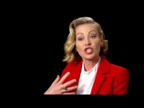 Portia de Rossi  about Scandal rus sub