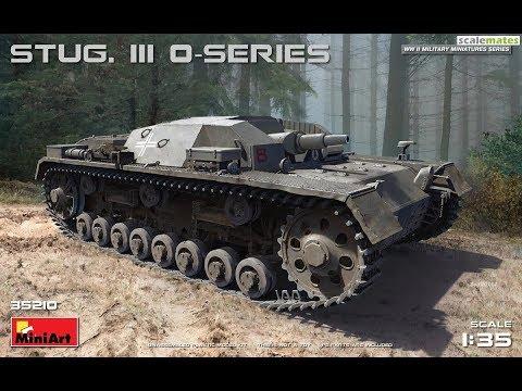 Inbox Review: MiniArt 35210 StuG.III 0-Series