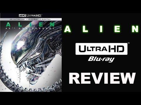 ALIEN 4K Blu-ray Review