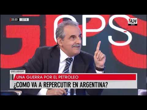 Guillermo Moreno en GPS