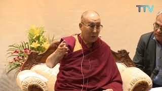 His Holiness The Dalai Lama Addresses Students and faculty of KIIT University ,Odisha