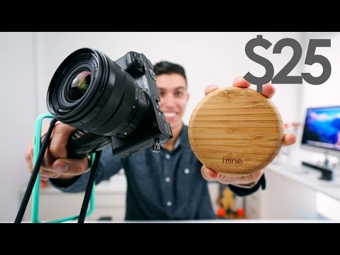 BEST TECH UNDER $25 - December 2016 Holiday Gift Guide + GIVEAWAY