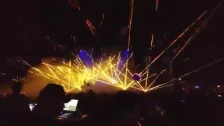 Dirty Disco 2016/ Lasers by Beamin Lasers