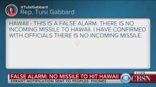 False alarm: No missile to hit Hawaii