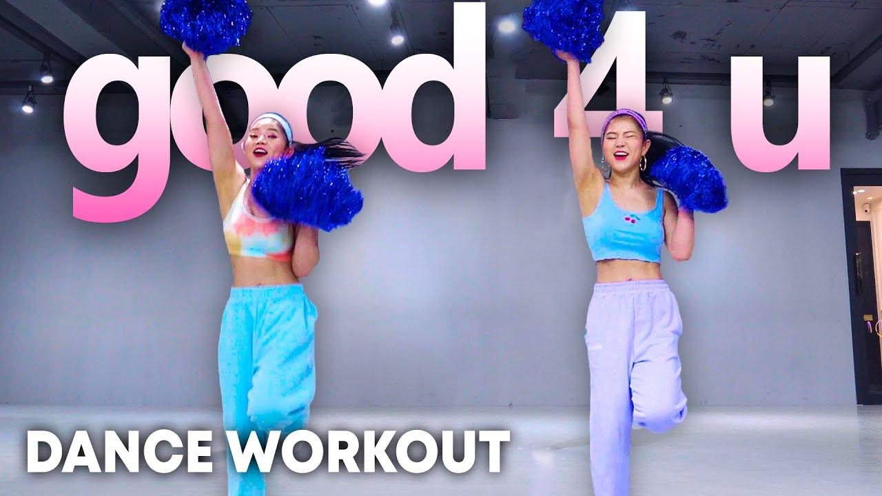 [Dance Workout] Olivia Rodrigo - good 4 u | MYLEE Cardio Dance Workout, Fitness | good 4 u Dance