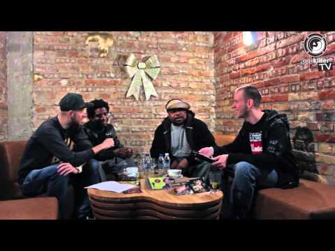 Das EFX - interview pt. 2 - talk 2Pac memories, Ice Cube, Nas, Macklemore (Popkiller.pl)