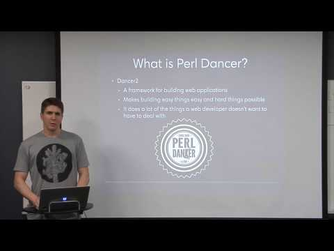 Take a Spin with Perl Dancer
