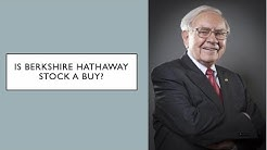 Stock Analysis: Is Berkshire Hathaway Stock a Buy?