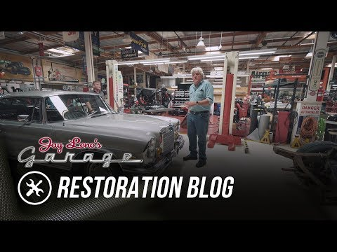 Restoration Blog: June 2017 – Jay Leno's Garage
